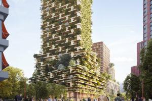 ASR koopt huurwoningen in Wonderwoods Utrecht