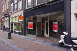 Breestraat 45 in Leiden