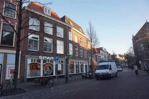 Lange Mare 78 in Leiden