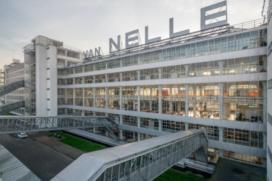 Fitness Avenue naar Van Nelle Fabriek Rotterdam