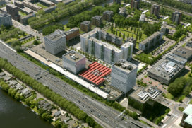 Constructie World Fashion Centre staat optoppen toe