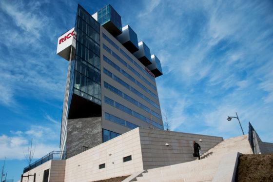 Ricoh-kantoor Belvedère, Paleiskwartier, Den Bosch