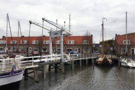 Bouw brug naar Galgeriet in Monnickendam begonnen