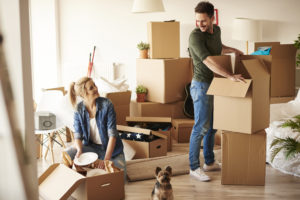 Vooral gezinnen verhuizen minder