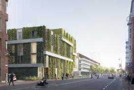 Amsterdam gunt De Maese Woningen ontwikkeling Polderweg