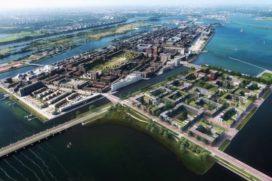 Rijksvastgoedbedrijf draagt deel IJmeer over aan gemeente Amsterdam