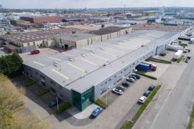 Vrachttaxi Vlotweg huurt 5.000 m2 in Nijmegen