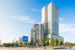 Centrient huurt 987 m2 in First Rotterdam