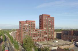 Panta Rhei koopt 80 appartementen Paladijn Nijmegen