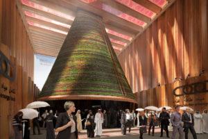 Ontwerp Nederlands paviljoen voor Dubai Expo 2020 onthuld