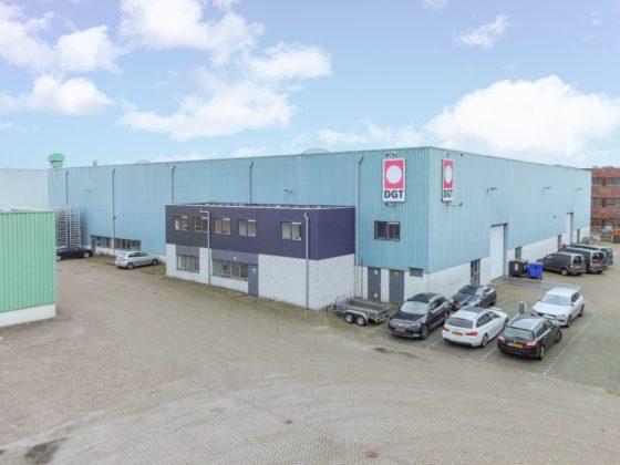 Bedrijfsruimte verkocht aan Edisonweg in Schijndel