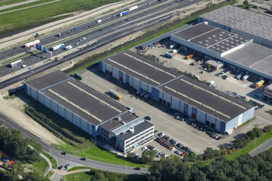 Schaarste dwingt logistieke belegger tot herontwikkeling