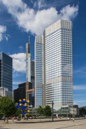 Eurotower, Frankfurt