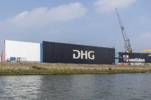 BSR Van Uden Stevedoring huurt 8.292 m2 in Schiedam