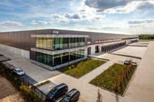 DHG verhuurt 37.000 m2 op Moerdijk