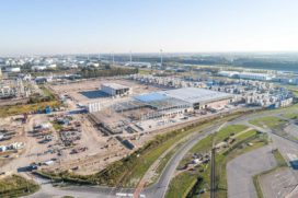 DHG verhuurt bijna 50.000 m2 aan Estron en DVR