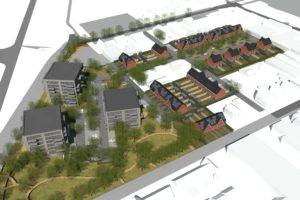 PME verwerft 146 woningen op Soesterberg