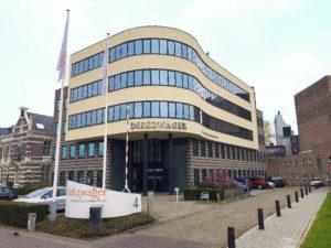 Van Schaeck Mathonsingel 4 in Nijmegen
