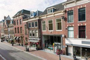 Breestraat 113 in Leiden