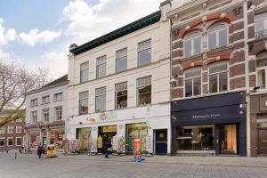 Veemarktstraat 38 in Breda.