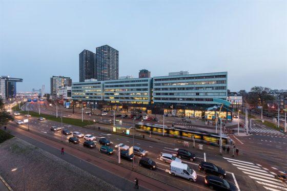 Candid Group huurt kantoor 2.300 m2 in Rotterdam