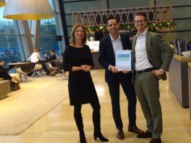 Breeam-NL Excellent voor Cross Towers in Amsterdam