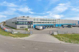 Logistiek complex van 17.300 m2 verhuurd in Moerdijk