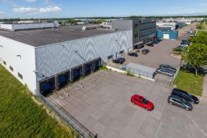 Mitsubishi verkoopt logistiek bedrijfscomplex in Almere