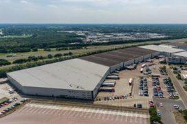 DHL huurt 2000 m2 op Meerheide