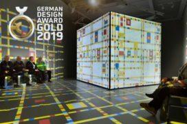 Duitse designprijs voor Mondriaanhuis