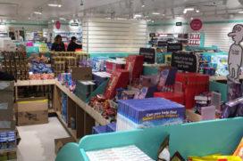Normal opent winkel in Haarlem