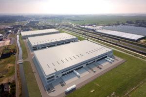 DHG verhuurt 10.000 m2 op Smartlog Den Haag
