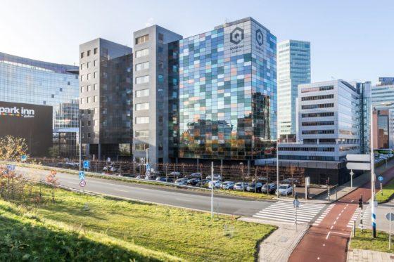 Highbrook verkoopt drie Amsterdamse kantoren