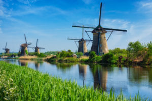 Bouw bezoekerscentrum Kinderdijk kan doorgaan
