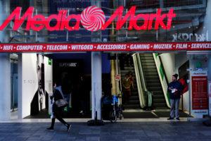 Moederbedrijf Mediamarkt wil veel kleinere winkels