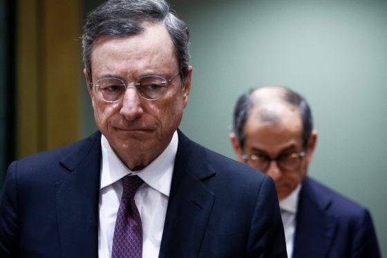 ECB: lage rente 'zo lang als nodig is'