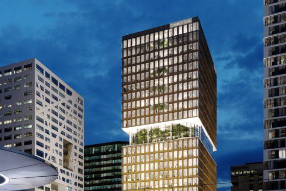 Bouwinvest koopt kantoor Central Park in Utrecht
