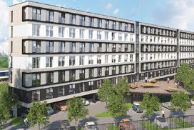 Syntrus Achmea koopt 487 appartementen in Utrecht