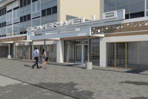 Winkelcentrum Goverwelle wordt aangepakt