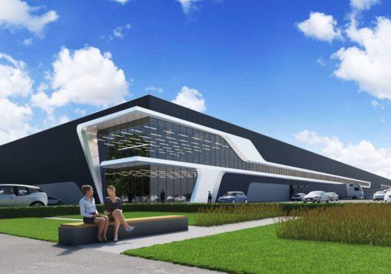 Nieuw distributiecentrum Waalwijk