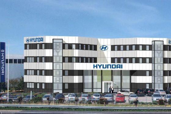 Nederlands hoofdkantoor Hyundai vernieuwd