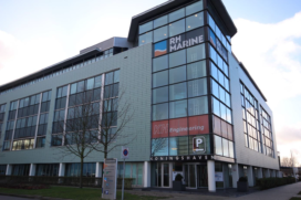 KH Engineering verlengt huur in Schiedam