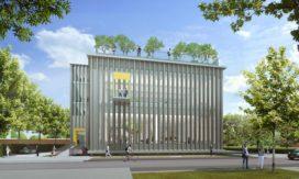 Koelhuis Campina wordt kantoor voor BHW