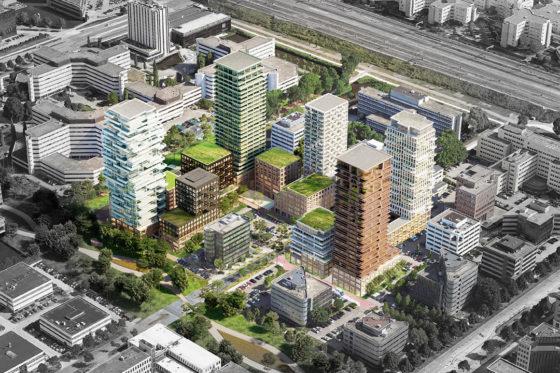 Spot Amsterdam: ontwikkelovereenkomst is getekend