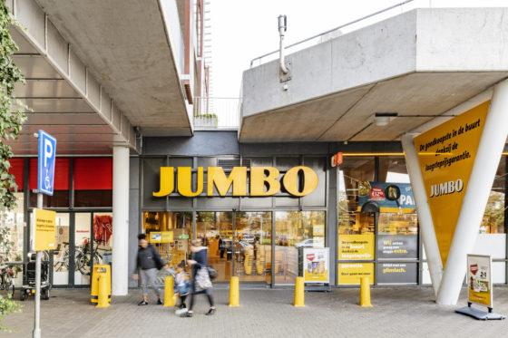 Omzetgroei supermarktketen Jumbo