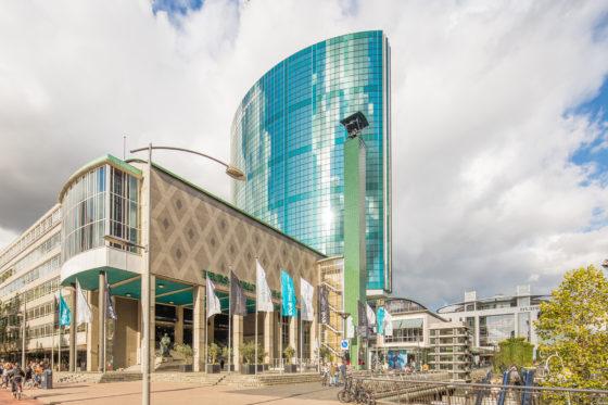 'Bezetting WTC Rotterdam naar 91 procent in 2021'