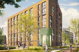 DeltaWonen koopt vierde toren Talentenplein Zwolle
