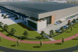 Delin en Van der Helm ontwikkelen 37500 m2 logistiek