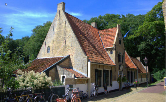 Nedstede koopt monumentaal Armhuis Vlieland