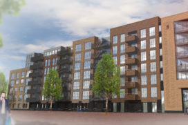 Van de Kolk Ontwikkeling verkoopt 100 appartementen aan PMT